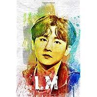I.M: Monsta X Member Color Splatter Art 100