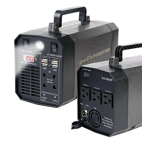 Wireless Garden Speaker With Light - 5