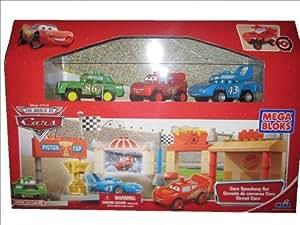 Mega Bloks 7775 Disney Cars Speedway Set