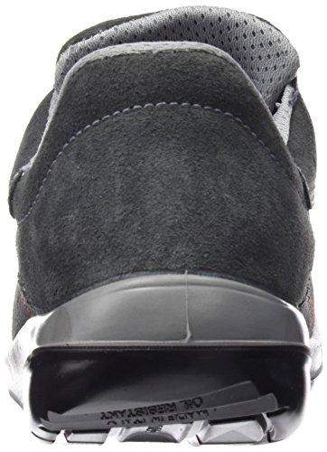 Giasco Santa Fe - Calzado de protección laboral, talla 42, color gris claro