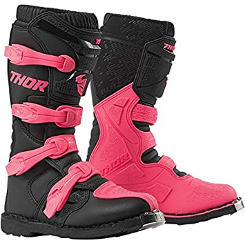 Thor Flash XP Women Mujer Mujeres Botas de Enduro Motocross