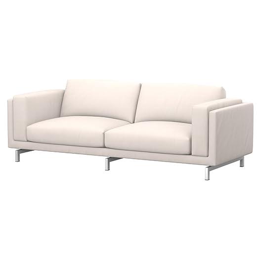 Soferia - IKEA NOCKEBY Funda para sofá de 3 plazas, Eco ...