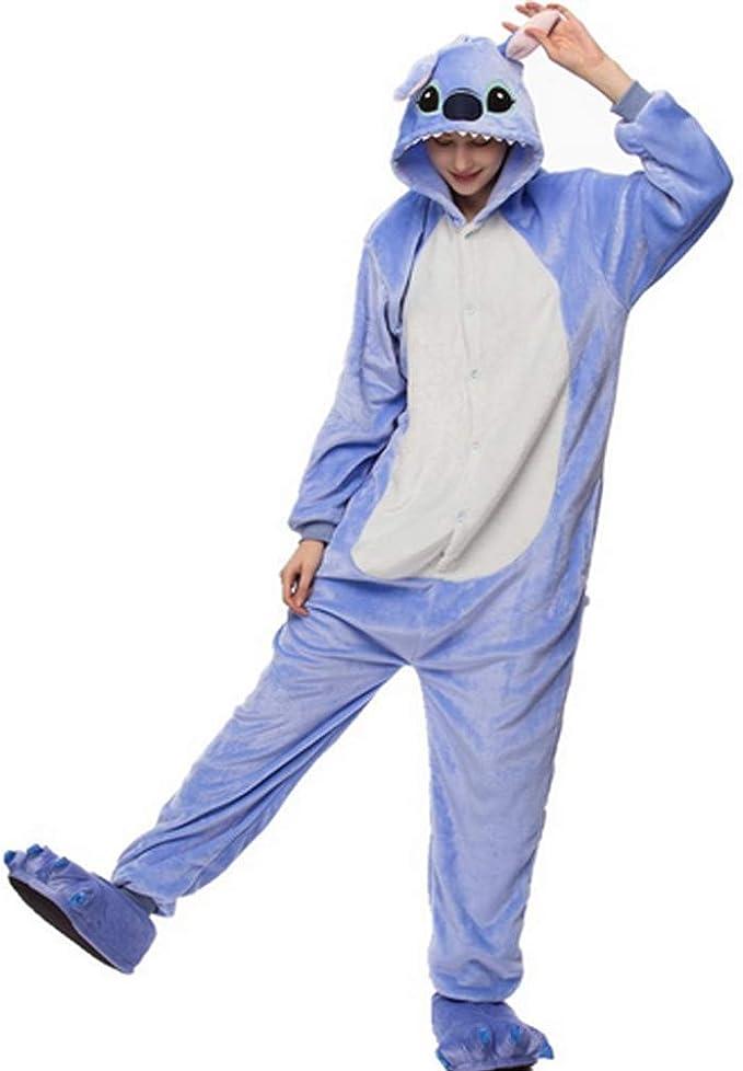 Unisex Cálido Pijamas para Adultos Cosplay Animales de Vestuario Ropa de Dormir: Amazon.es: Ropa y accesorios