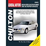 Chilton Grand Am / Achieva / Calais / Skylark / Somerset 1985-1998 Repair Manual (28660)