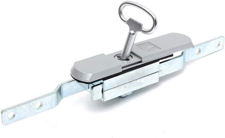 Yongse MS820 S Tipo Vitrina Vitrina puerta corredera de cristal de cierre con llave pequeña eléctrico Gabinete Lock: Amazon.es: Electrónica