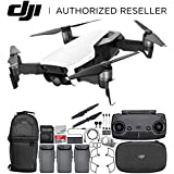 DJI Mavic Air Drone Quadcopter (Arctic White) Backpack Ultimate Bundle