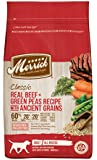 Merrick 1 Count Classic Real Beef + Green Peas Recipe with Ancient Grains, 25 lb