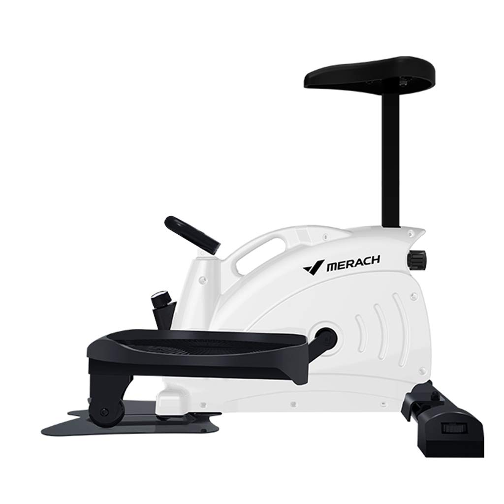 ZXR-Step machine Stepper Elliptical Running Pedal Pedal Compact and Durable Load-Bearing 120kg Indoor Magnetic Control Fitness Equipment Rosclou@