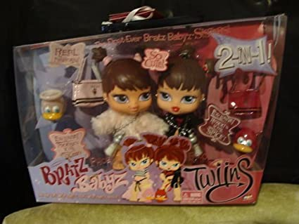 Bratz Babyz Twiins Phoebe /& Roxxi New