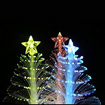 crystal flower led bonsai tree christmas xmas tree clear flower battery powered christmas decorations