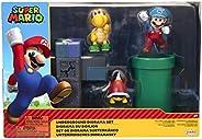 Diorama Underground, Super Mario, Candide