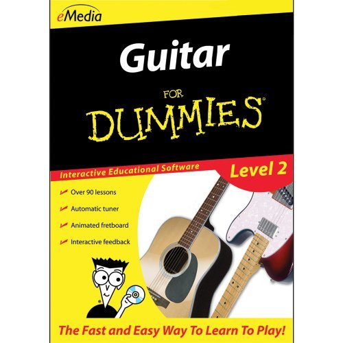eMedia Guitar For Dummies Level 2 [PC Download] by eMedia