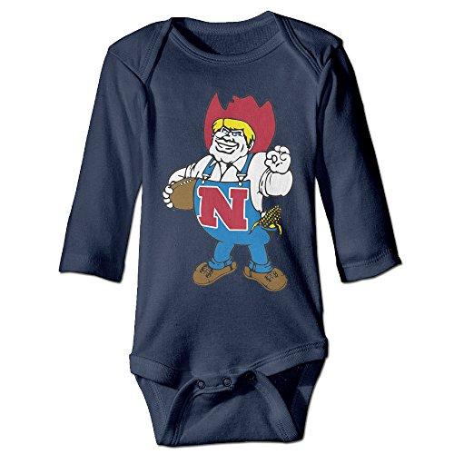KMTZ Snapsuit Herbie Huskers Unisex Baby Bodysuit Onesies (0-24 Months) Navy