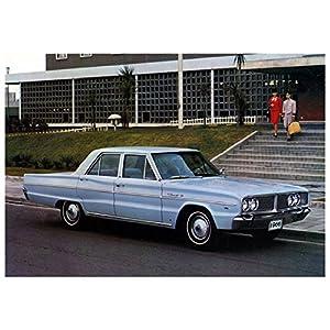 1966 Dodge Coronet Factory Photo