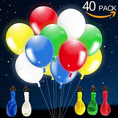 Celebration Led Balloon Lights in Florida - 7