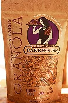 New!! Bakehouse Gluten Free Cinnamon Raisin Granola (3 Pack)