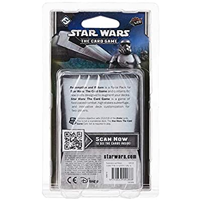 Star Wars LCG: Redemption and Return: Toys & Games