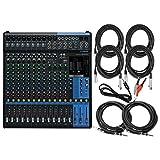 Yamaha MG16XU Mixer 16-Input 6 Bus Mixer Analog
