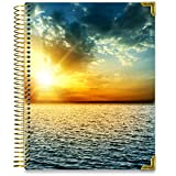 Tools4Wisdom Planner 2019-2020 - April 2019 to June 2020-8.5'' x 11'' Hardcover - Gold Edition