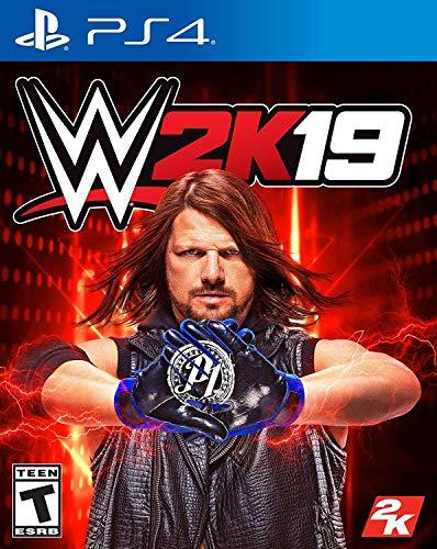 WWE 2K19 PlayStation 4 57064