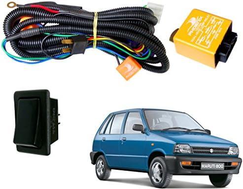 Auto Pearl Phoenix_WiringH4 Phoenix Headlamp Wiring Harness Kit with