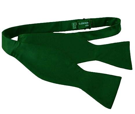 Botella de agua verde adorno en forma de lazo con Auto-corbata ...