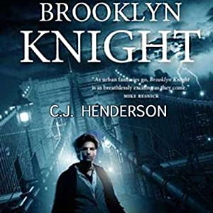 Brooklyn Knight Audiobook