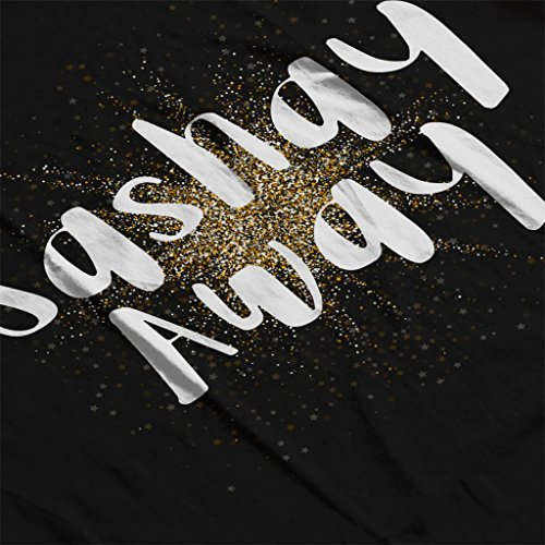 Sweatshirt Sweatshirt Coto7 Glitter Sashay Black RuPaul RuPaul RuPaul Women's Away nqXpAF