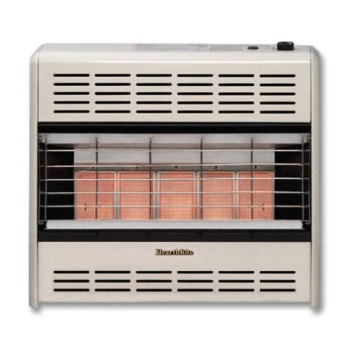 Empire Comfort Systems HR25ML 25,000 BTU Vent Free (LP Only) HearthRite Radiant Heater (Empire Comfo ()