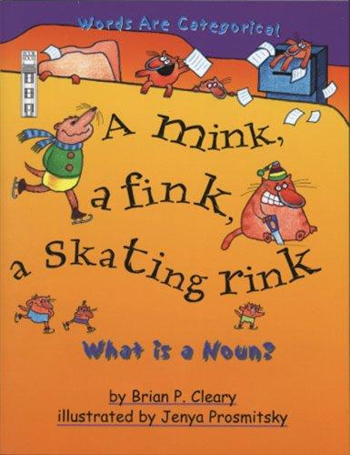Mink Fink Skating Rink Categorical