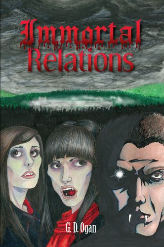 Book: Immortal Relations by Guy Douglas Ogan