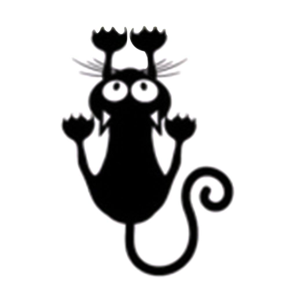 Wandtattoo//Wandaufkleber//Wandsticker Dekoration Wall Stickers Moderner Stil Katze ALTcompluser Licht Schalter//Steckdose Aufkleber