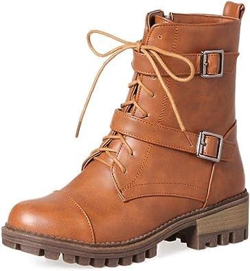 Weant Chaussures Femme Bottes Bottines Chaussures pour