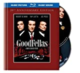 GoodFellas (20th Anniversary Edition) [Blu-ray]