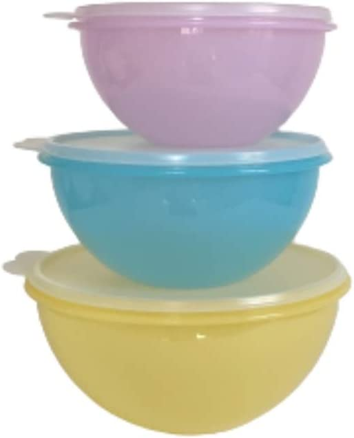 Wonderlier Bowl Set 3 in New Colors