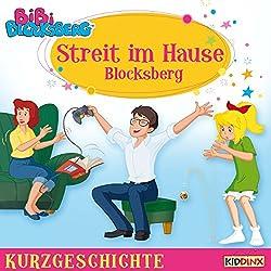 Streit im Hause Blocksberg (Bibi Blocksberg - Kurzgeschichte)