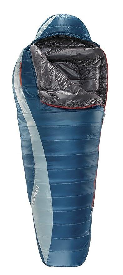 Therm-a-Rest Saros - Sacos de dormir - Regular gris/azul 2016