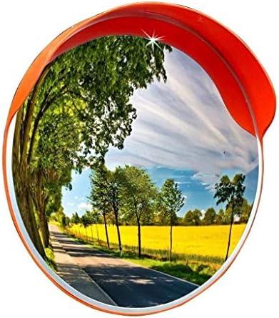 カーブミラー 屋外交通安全アンチコリジョンミラー地下ガレージは、ベンドプレミアム凸面鏡60センチメートル80センチメートルを回し取付金具を送ります RGJ4-24 (Size : 750mm)
