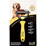 Pet Republique Dog Dematting Tool for Dogs and Cats