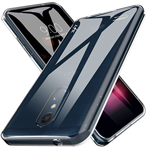 LK Case for LG K10 2018, LG K30, Ultra [Slim Thin] Scratch Resistant TPU Gel Rubber Soft Skin Silicone Protective Case Cover for LG K10 2018 / LG K30 (Clear)