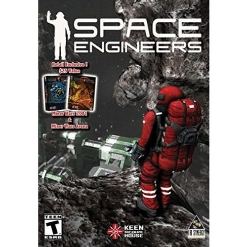 Space Engineers Limited Edition (PC DVD)