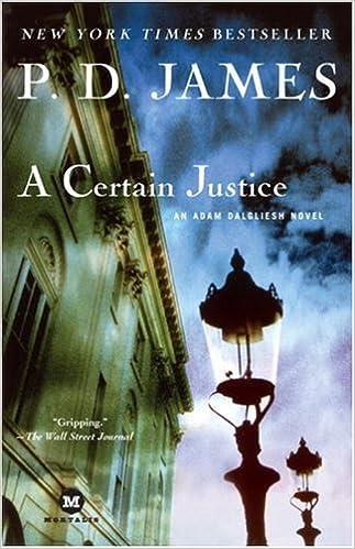 Download E-books A Certain Justice (Adam Dalgliesh Mystery