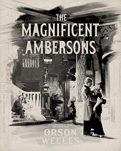 The Magnificent Ambersons (The Criterion Collection) [Blu-ray] by Criterion Collection