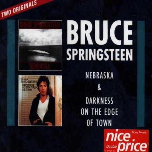 Bruce Springsteen - Nebraska & Darkness On The Edge Of Town By Bruce Springsteen - Zortam Music