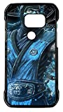 Galaxy S7 Active Case,Ukiyya Mortal Kombat Sub Zero Video Game Premium Design Heavy Duty Defender Dual Layer Protector Hybrid Case for Samsung Galaxy S7 Active (Black)