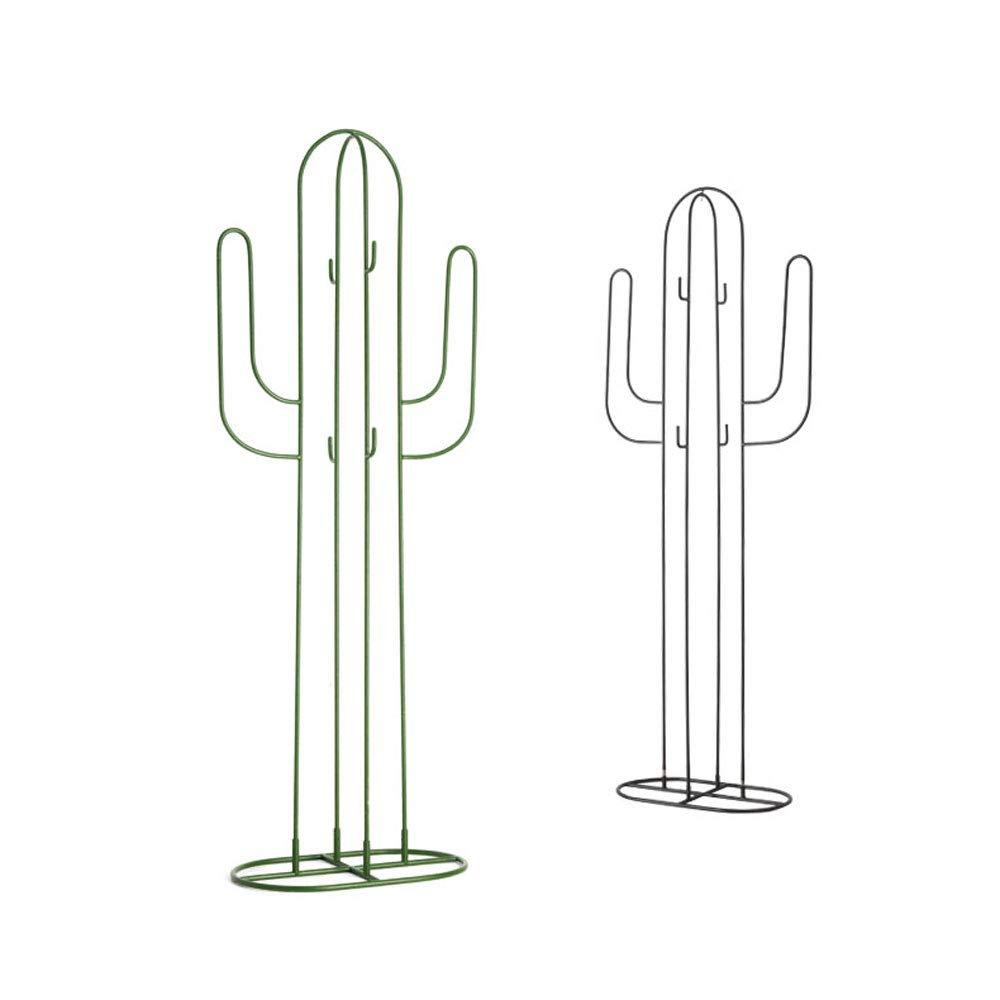 YAN JUN-Precheros Percheros Perchero de pie de Cactus ...