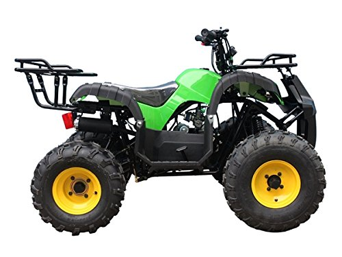 TAO TaoTao Atv TForce 110cc Youth size  Utility ATV with REVERSE and Big Rugged Wheels by TAO (Image #1)