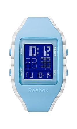 6a9e0e780057b Amazon.com  Reebok Workout Watch Z1G Blue  REEBOK  Watches
