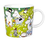 Moomin Mug Tove's Jubilee WITH Glasses RARE
