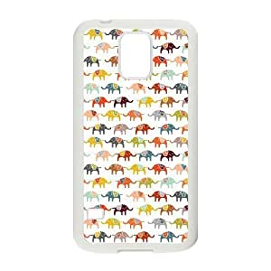 Case Of Elephant Customized Case For SamSung Galaxy S5 i9600